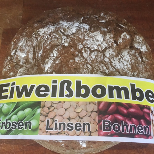 Eiweißbombe